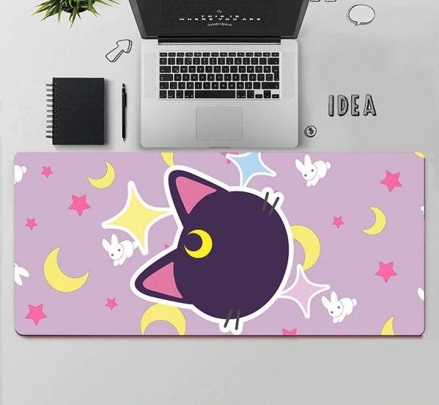 kawaii-sailor-cat-moon-stars-mouse-pad