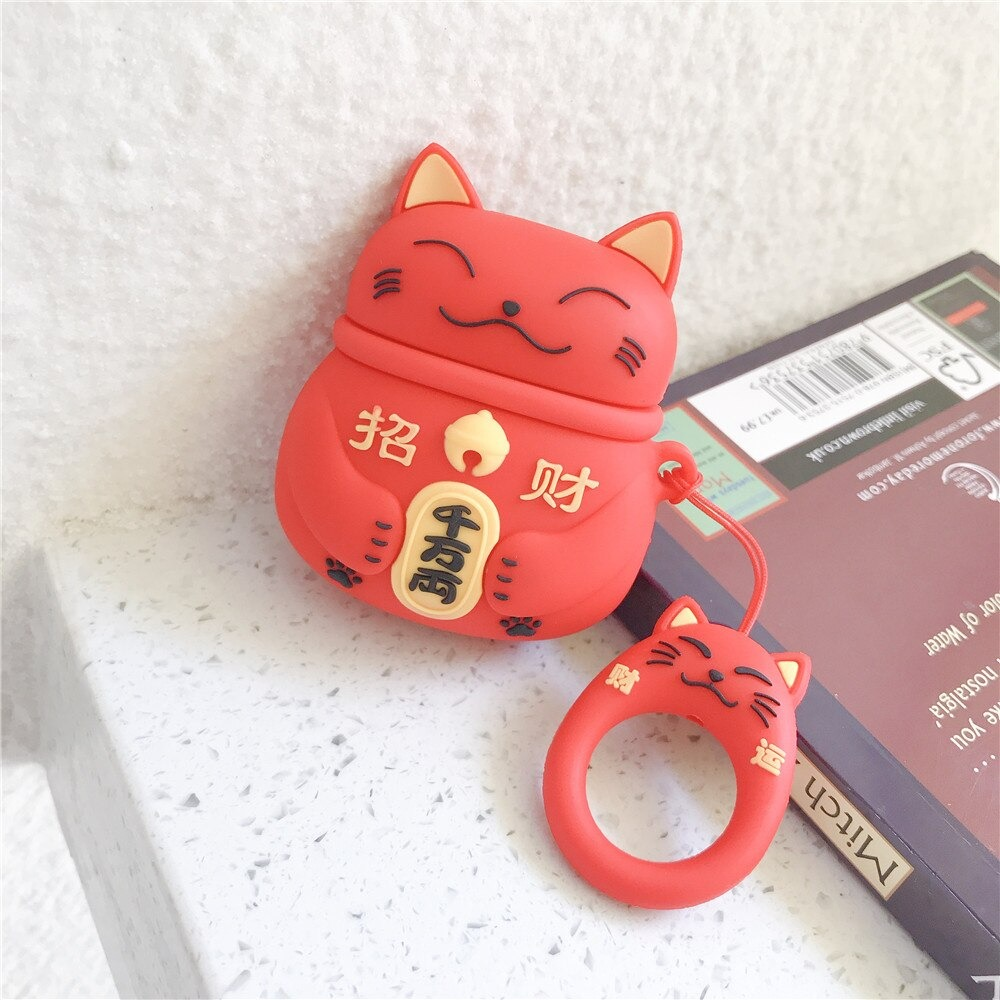 For Airpods 1 2_hipal-cute-lucky-cat-case-for-airpods-1_variants-1