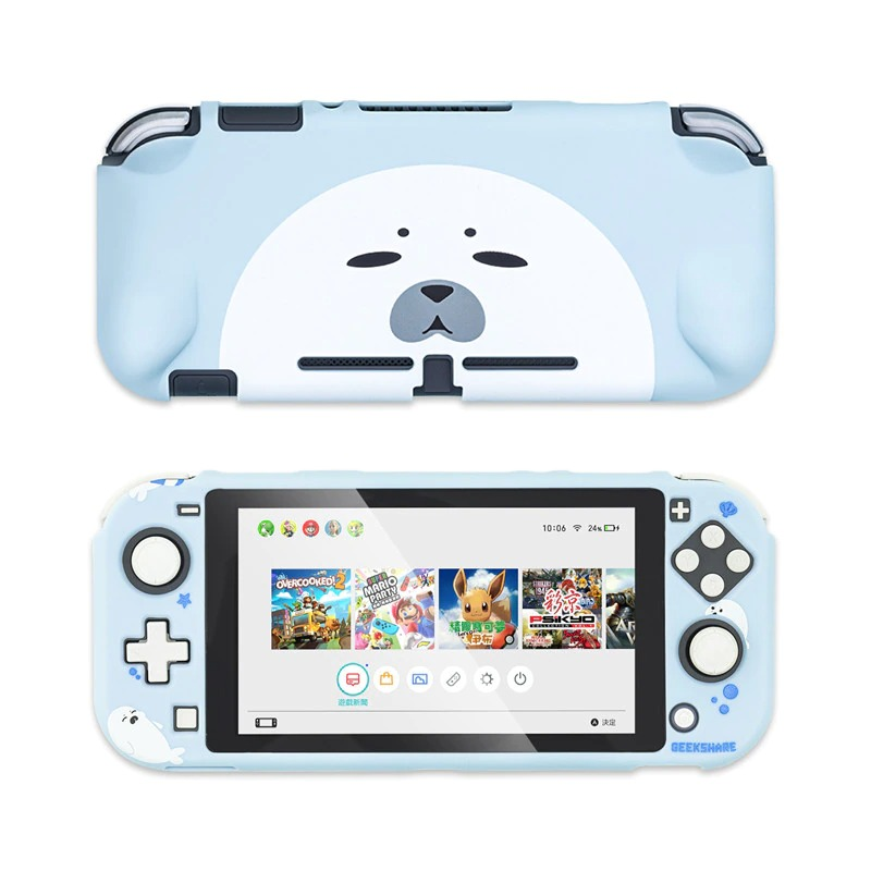 Seal for lite_nintendo-switch-case-cute-seal-cat-full_variants-2