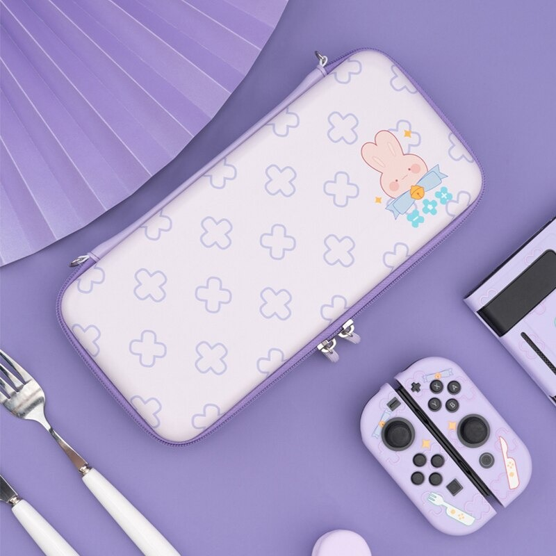 kawaii-hungry-bunny-nintendo-switch-case-bundle