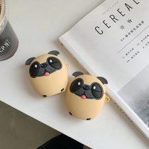 kawaii-pug-airpods-case