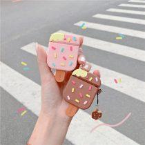 kawaii-ice-cream-airpods-case