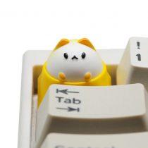 kawaii-bubble-cat-resin-keycap