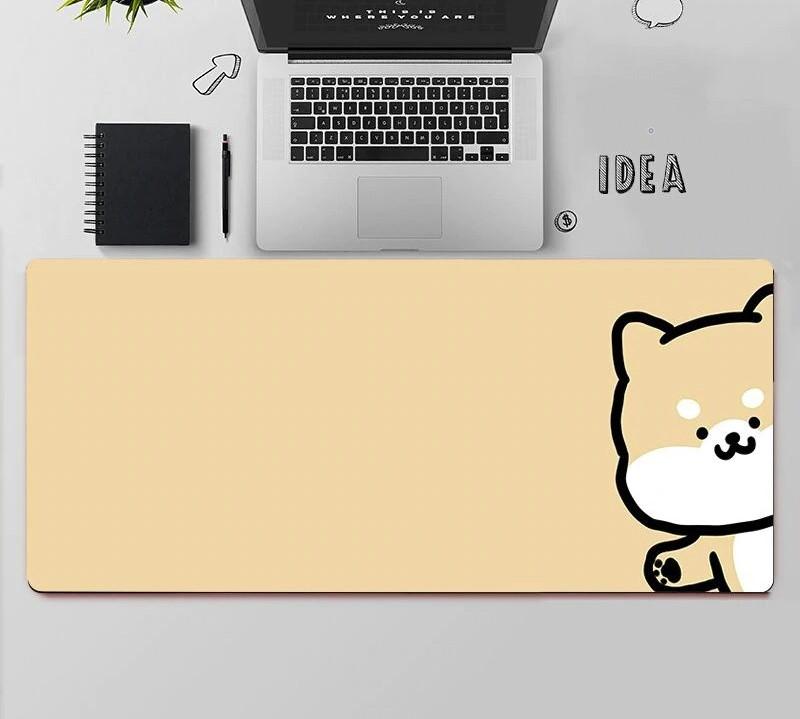Kawaii Dog Mouse Pad
