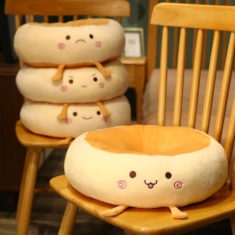 Kawaii Donut Seat Cushion