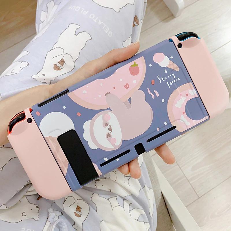 kawaii-donut-sloth-switch-case-12
