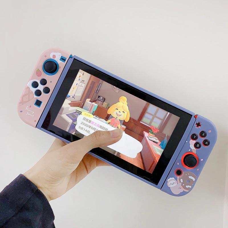 kawaii-donut-sloth-switch-case-2