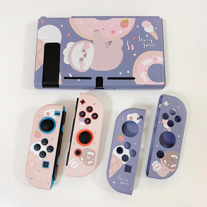 kawaii-donut-sloth-switch-case-4