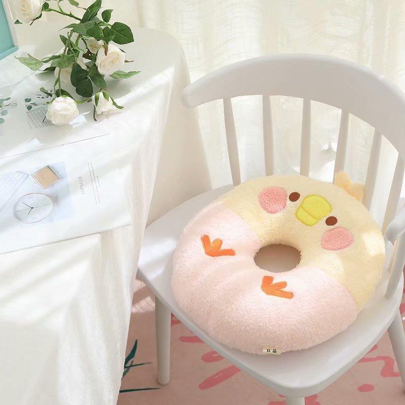 kawaii-fruit-animal-donut-seat-cushion-2