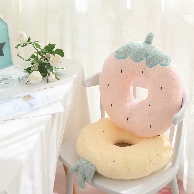 kawaii-fruit-animal-donut-seat-cushion-3