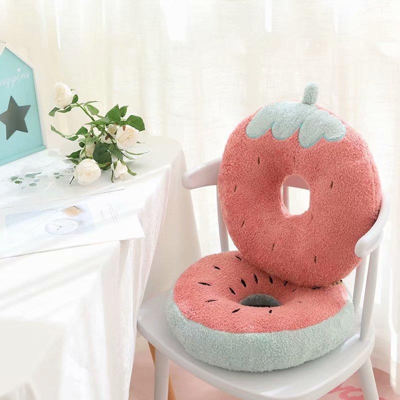 kawaii-fruit-animal-donut-seat-cushion-4