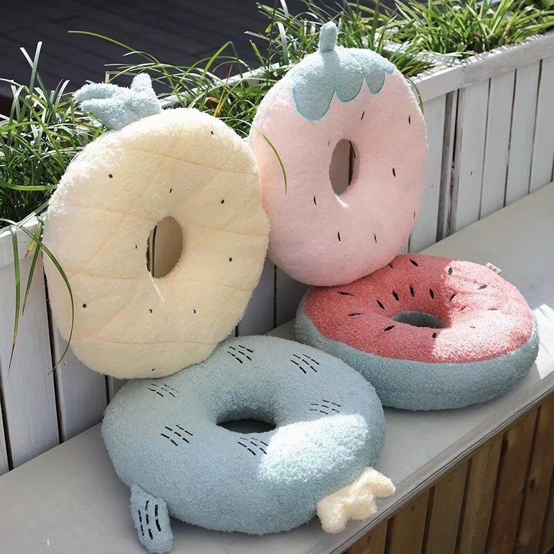 kawaii-fruit-animal-donut-seat-cushion-9