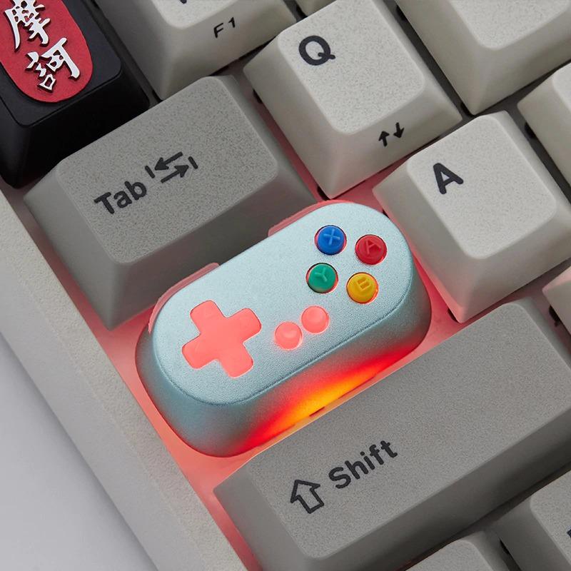 Kawaii Game Controller Keycap