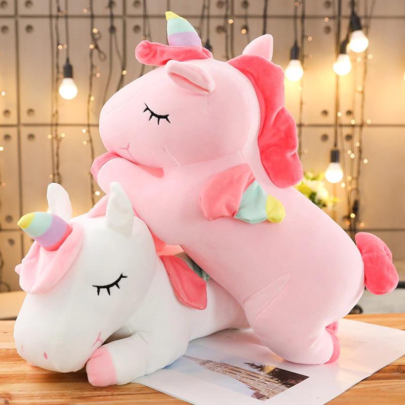 Kawaii Giant Unicorn Plush