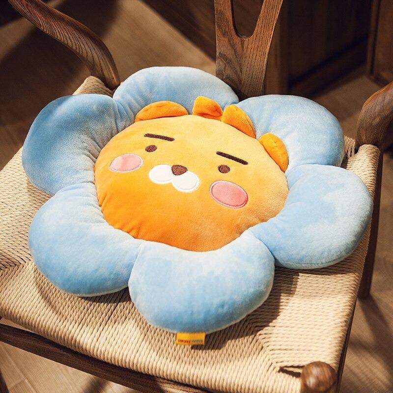 kawaii-kakao-friends-flower-seat-cushion-11