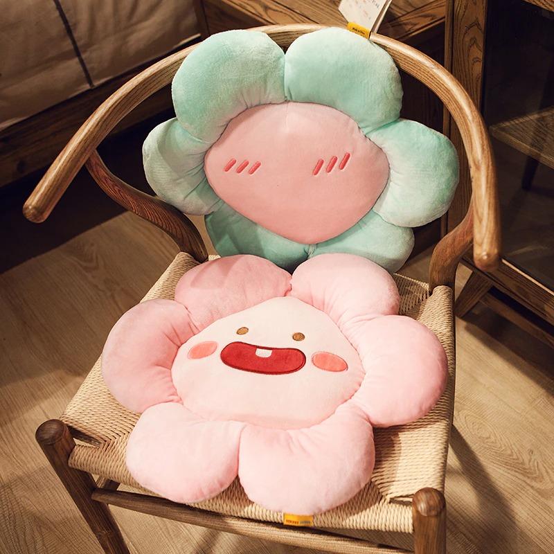 kawaii-kakao-friends-flower-seat-cushion-2