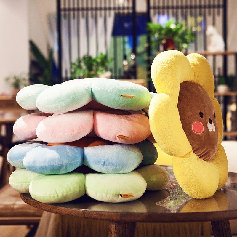 kawaii-kakao-friends-flower-seat-cushion-3