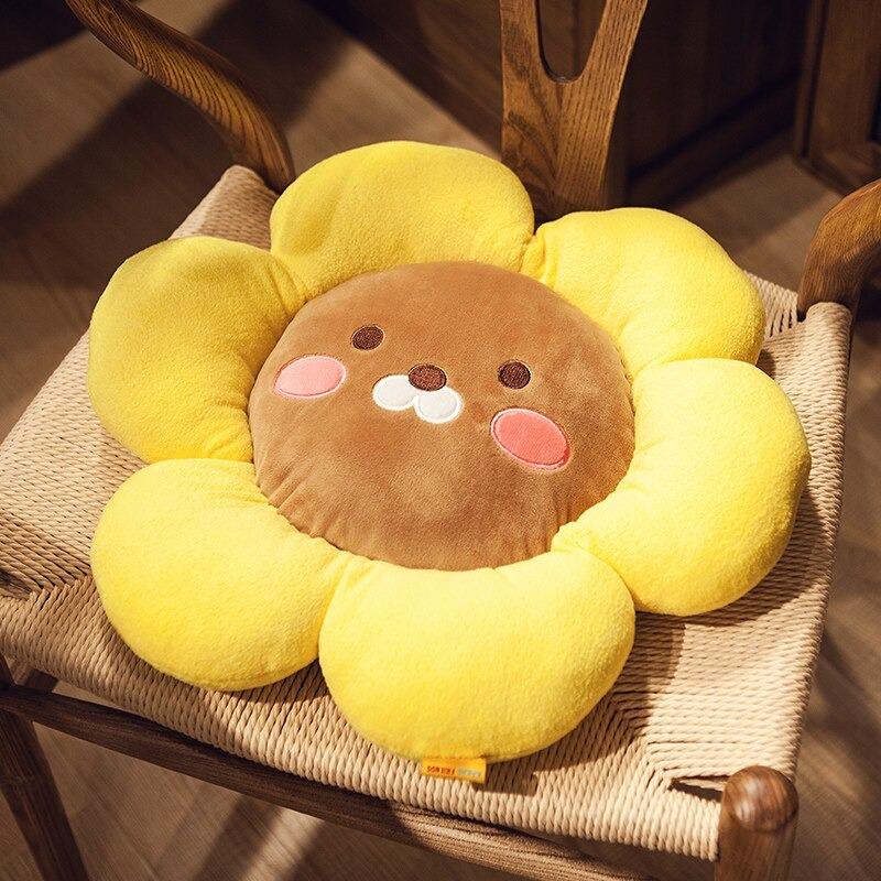 kawaii-kakao-friends-flower-seat-cushion-6