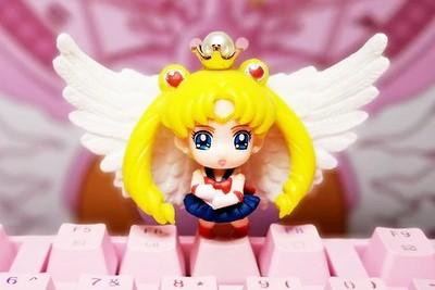 Kawaii Sailor Moon Keycaps
