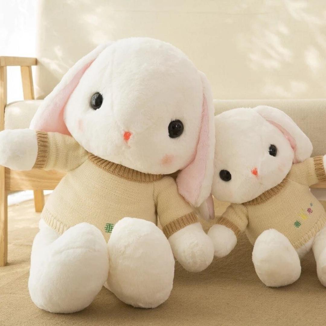 Kawaii Cozy Bunny Plush
