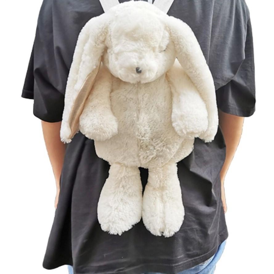 Kawaii White Bunny Bag